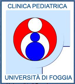 Clinica pediatrica università di Foggia