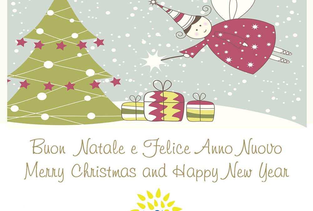 Buon Natale e Felice Anno Nuovo da Un Filo per la Vita Onlus