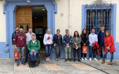 Row in Spagna per la formazione delle Associazioni Partner